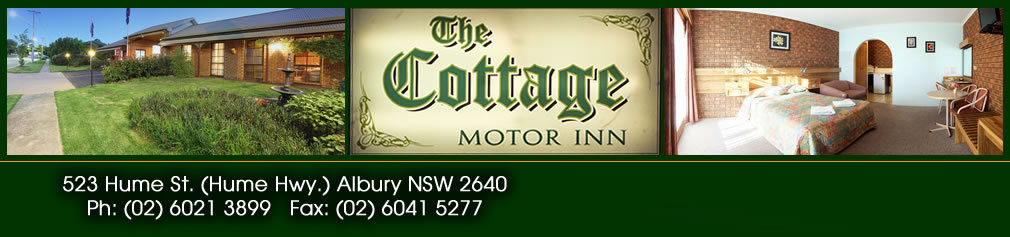 The Cottage Inn Albury